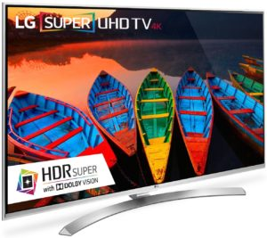 LG 55UH8500 vs 55UF8500 Comparison : Why The New Model is The Better Choice?