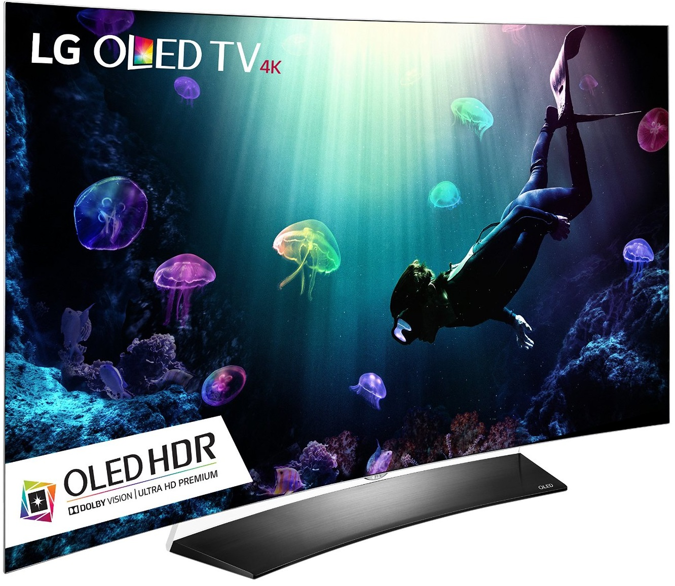 lg oled55c6p vs 55eg9600 comparison comparison of lg 39 s new and old 55 inch curved oled tv. Black Bedroom Furniture Sets. Home Design Ideas