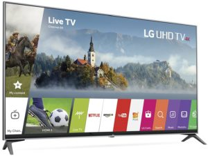 LG 49UJ7700 vs 49UJ6300 Comparison : Reasons to Choose LG 49UJ7700
