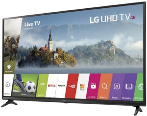 LG 43UJ6300 vs 43UH6100 Review : LG's 2017 and 2016 Basic 43-Inch 4K UHD LED TV Differences